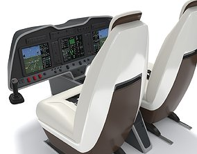 3D Aircraft Remote Control and Chair