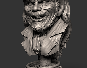 Pot of Gold 3D Printable Bust