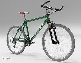 Green Mountain Bike 3D