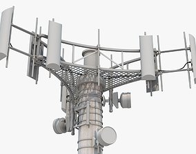 3D Cell Tower