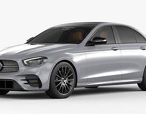 3D Mercedes-Benz E-Class 2021