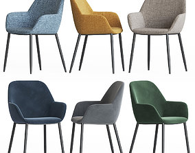 3D La Forma Konna Chair