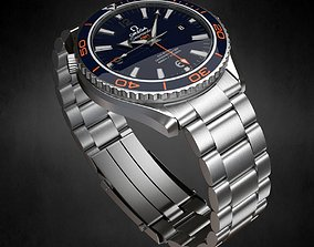3D models Omega Seamaster Watch