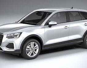 Audi Q2 2021 3D