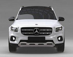 Mercedes-Benz GLB 2020 3D model