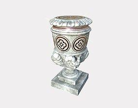 Outdoor Vase 3D
