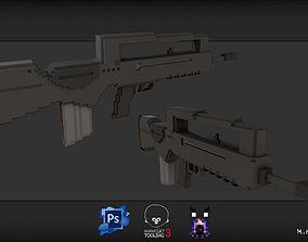 3D model Voxel assets