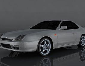 3D model Honda Prelude