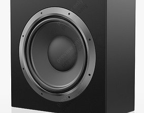 3D Bowers and Wilkins CT SW 15