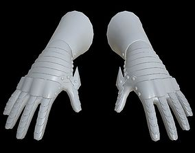 Clean Hand Armor D180423 3D model