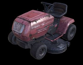 3D model LawnMowerRiding