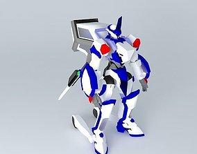 3D lancelot club