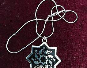 3D printable model Necklace 03