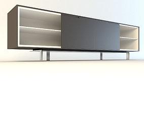 3D model Poliform Axia Sideboard