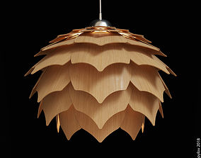 3D model PANGO 2 wooden