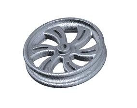 3D print model Stylish Alloy Wheel Rim