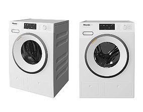 Miele Washing Machine BLENDER 3D Model Cycles