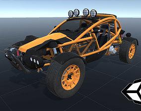 Unity Buggy Ariel Nomad 3D asset