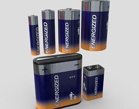 3D model Battery Pack