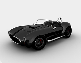 Sherby Cobra antique 3D model