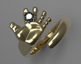 3D print model Baby Hand