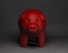 3D print model Pig Bank