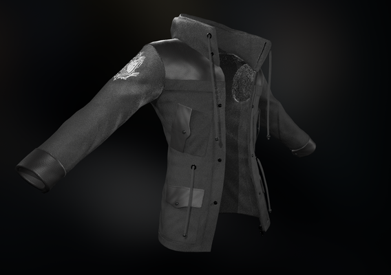 Final Fantasy Jacket