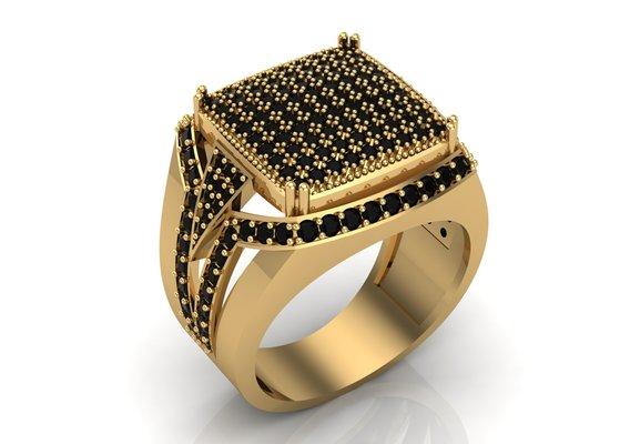 award ring for men