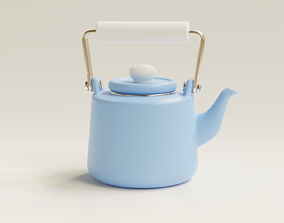 3D model Tea Kettle