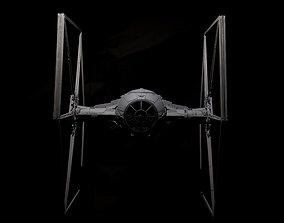 3D printable model Starwars Tie Fighter