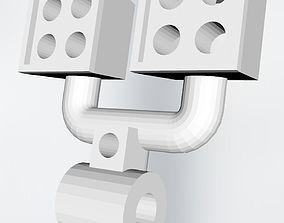 3D printable model Roof rack lights