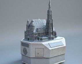 3D Stephansdom in Vienna