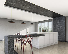 3dnikmodels kitchen Counter 08