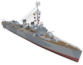 Fletcher Battleship 3D