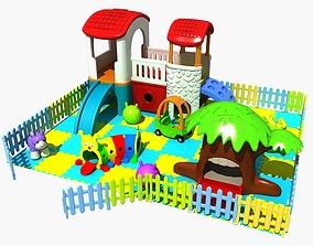 Amusement Park 3 3D model