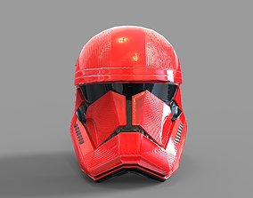 Star Wars Sith Trooper Helmet 3D print model