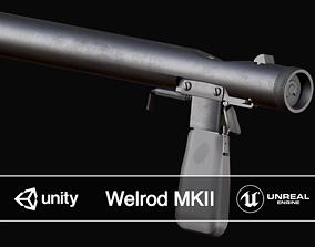 WelrodMKII 3D asset