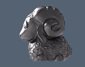 3D print model baa-lamb jewelry