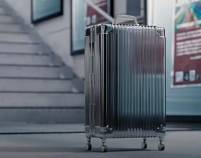 3D transport suitcase