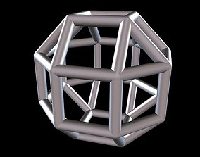 3D printable model 031 Mathart-Archimedean Solids-Small 1