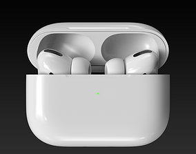 AirPods Pro 3D model