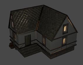 Tavern Building 3D model