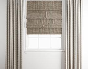 3D model Curtain 164