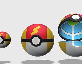 Fast Ball 3D printable model