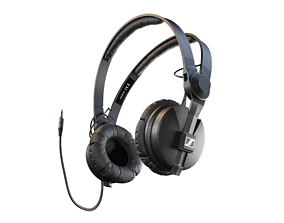 3D Sennheiser HD 25 - Studio DJ Headphones