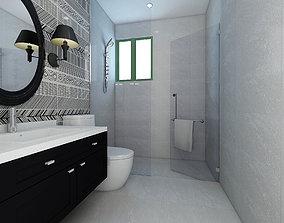 BATHROOM DESIGN VERSION 01 3D