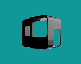 3D printable model GoPro Hero 7 Case