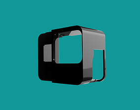 gopro GoPro Hero 7 Case 3D print model