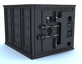 3D asset Safety Deposit box
