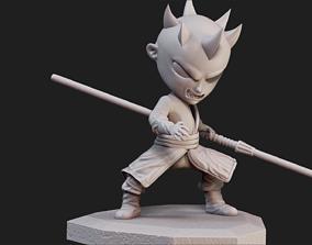 3D print model DARTH MAUL STAR WARS